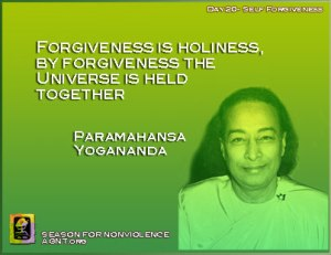 AGNT, SNV, nonviolence, self-forgiveness, peace, Peace Within