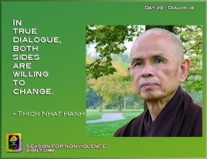AGNT, SNV, Peace Within, peace, nonviolence, dialogue