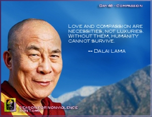 AGNT, SNV, Peace Within, peace, nonviolence, compassion
